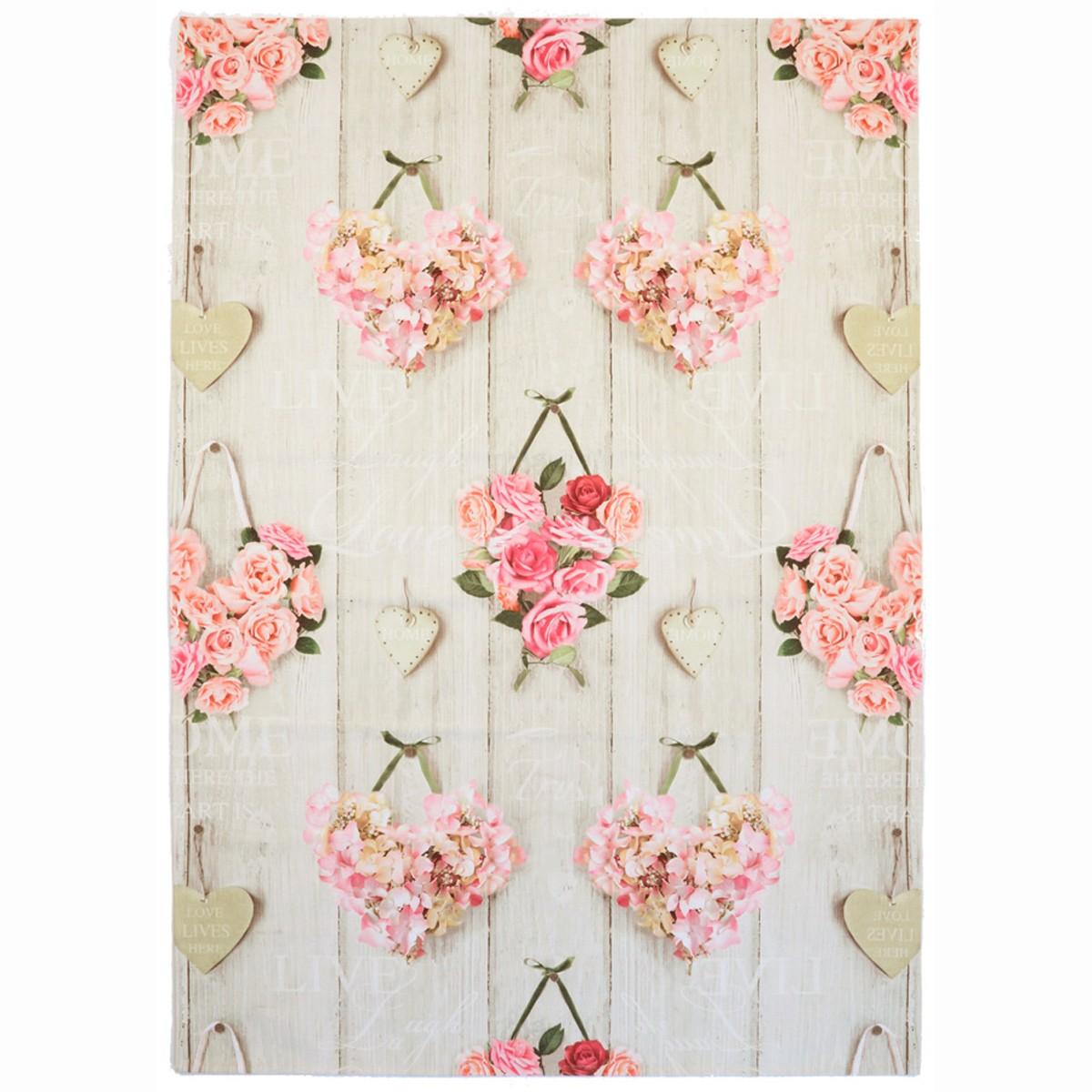 Καλοκαιρινό Χαλί (140x200) Royal Carpets Rose 822