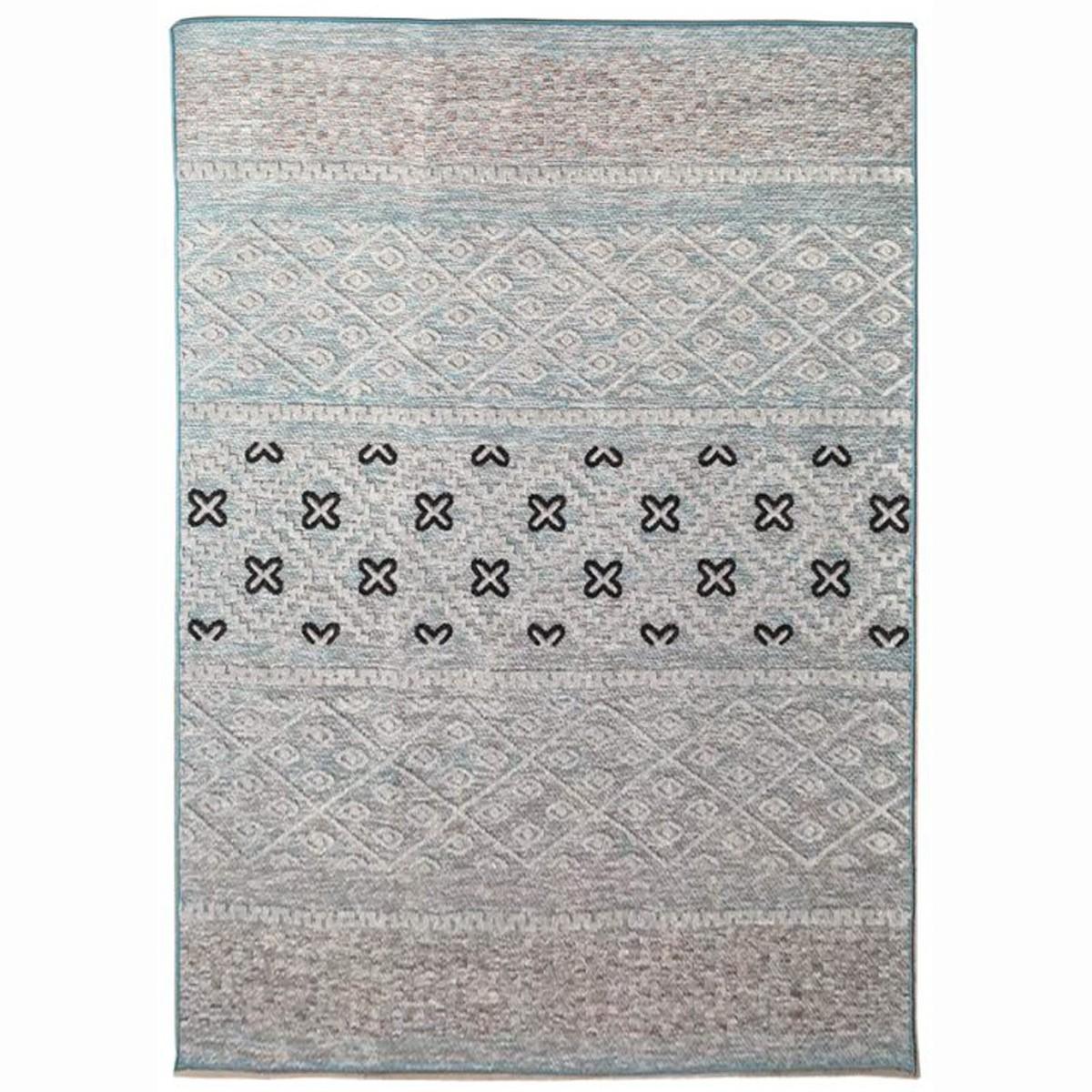 Χαλί Διαδρόμου (80×150) Royal Carpets Porto 769A Blue