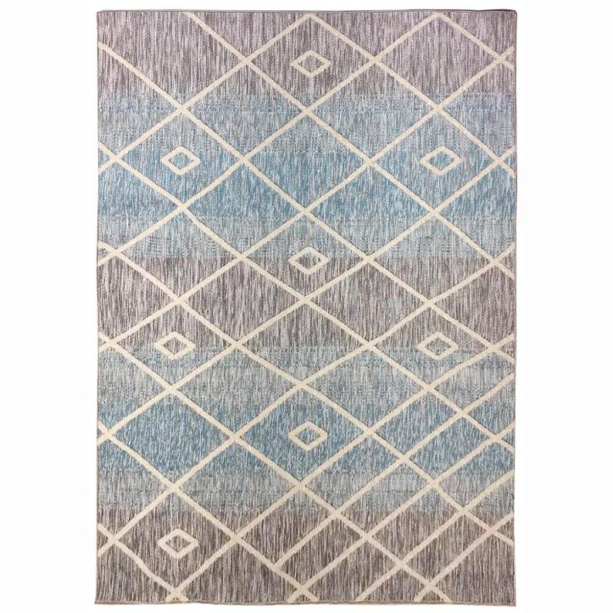 Καλοκαιρινό Χαλί (160×230) Royal Carpets Porto 776 Cream