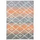 Καλοκαιρινό Χαλί (133×190) Royal Carpets Porto 776A Orange