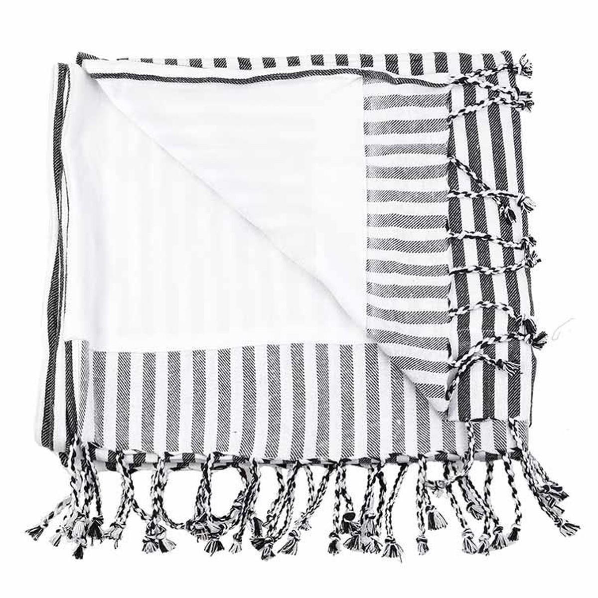 Πετσέτα Θαλάσσης-Παρεό InArt Ble 5-46-807-0003