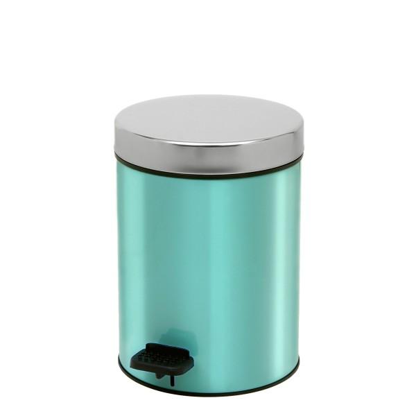 Κάδος Απορριμμάτων (18x25) PamCo 3Lit 126 Turquoise