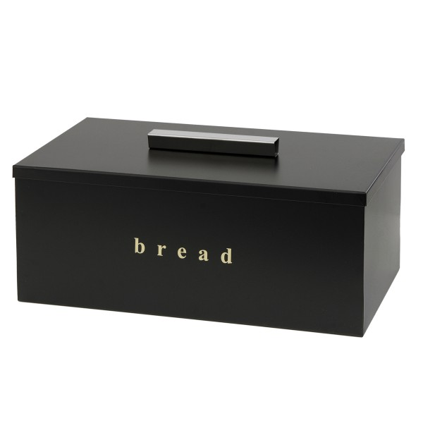 Ψωμιέρα Pam & Co 402216-403 Black Matte