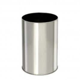 Καλάθι Απορριμάτων (23x33) PamCo 10Lit 2333 Inox Matte