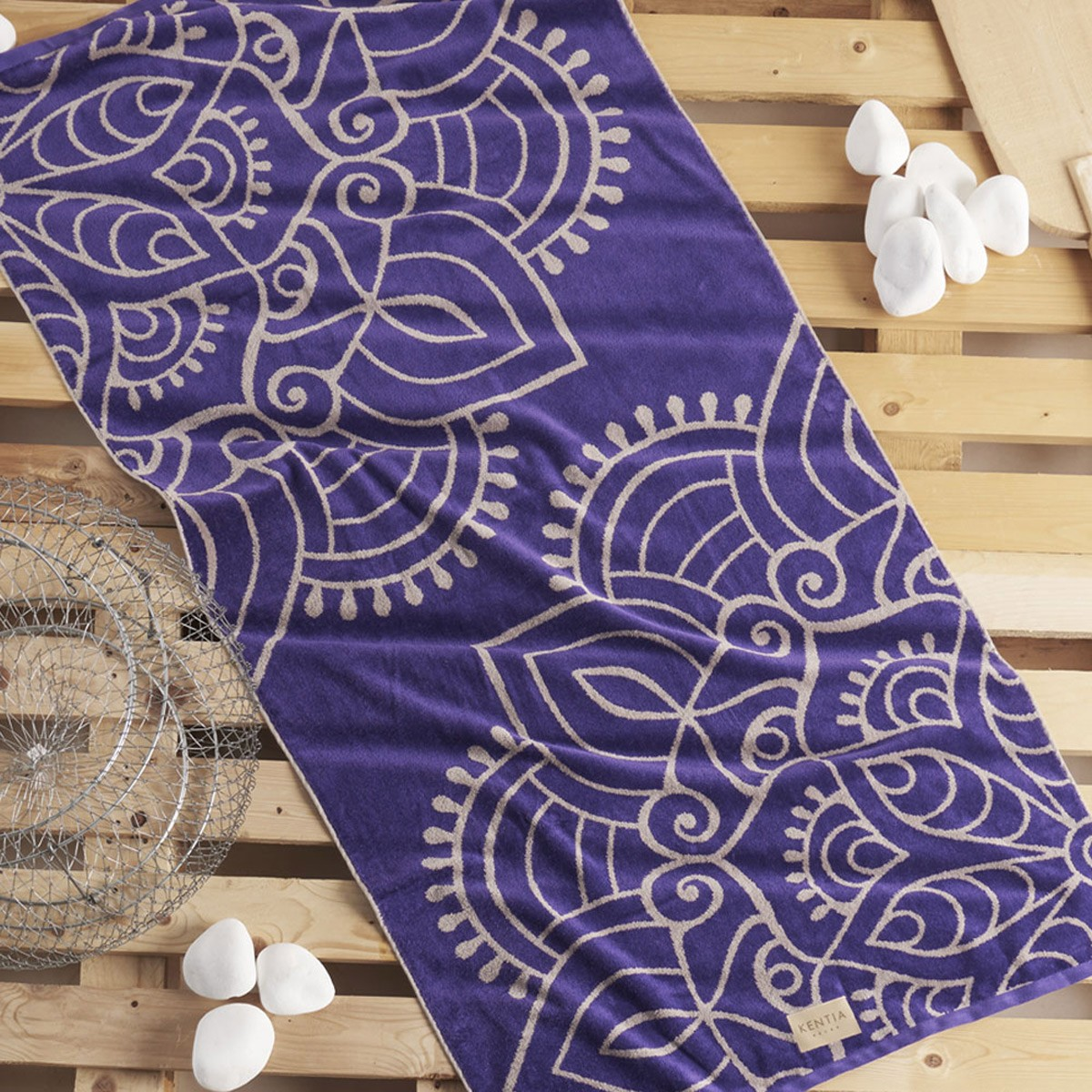 Πετσέτα Θαλάσσης Kentia Anima 42
