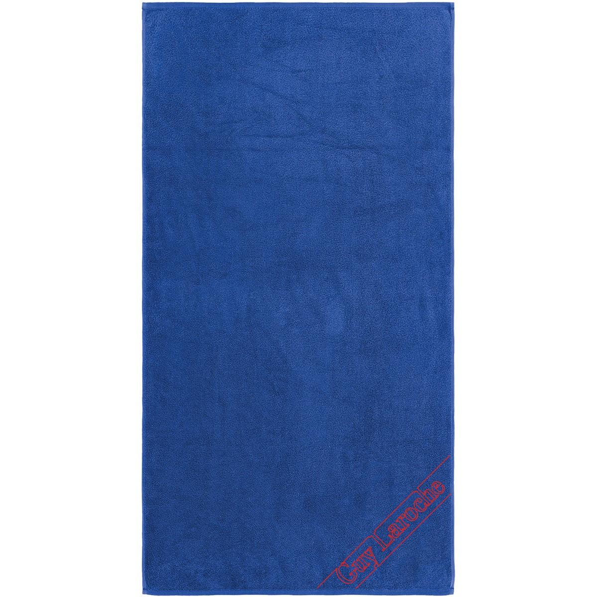 Πετσέτα Θαλάσσης Guy Laroche Mark Blue