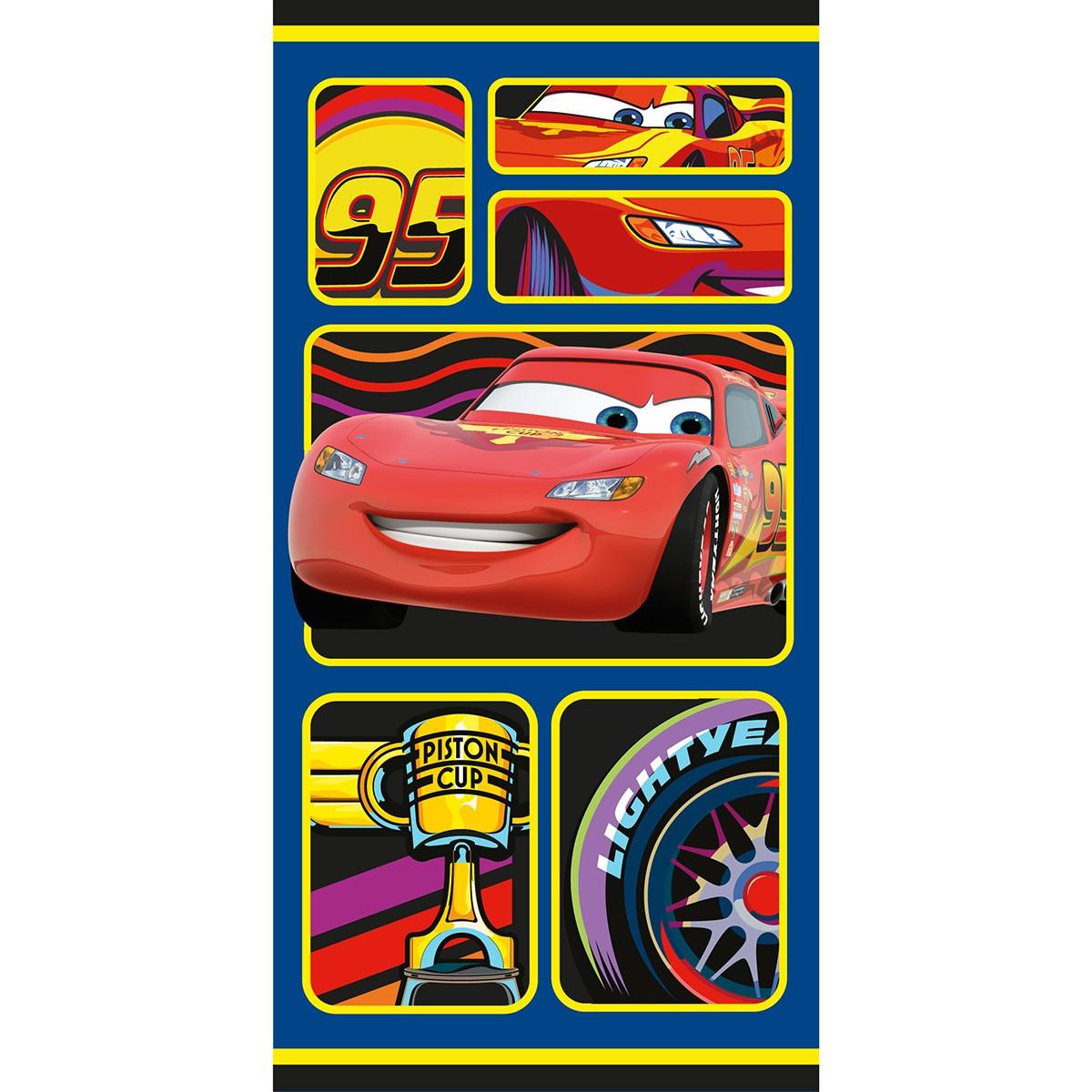 Παιδική Πετσέτα Θαλάσσης Dim Collection Cars 01-3