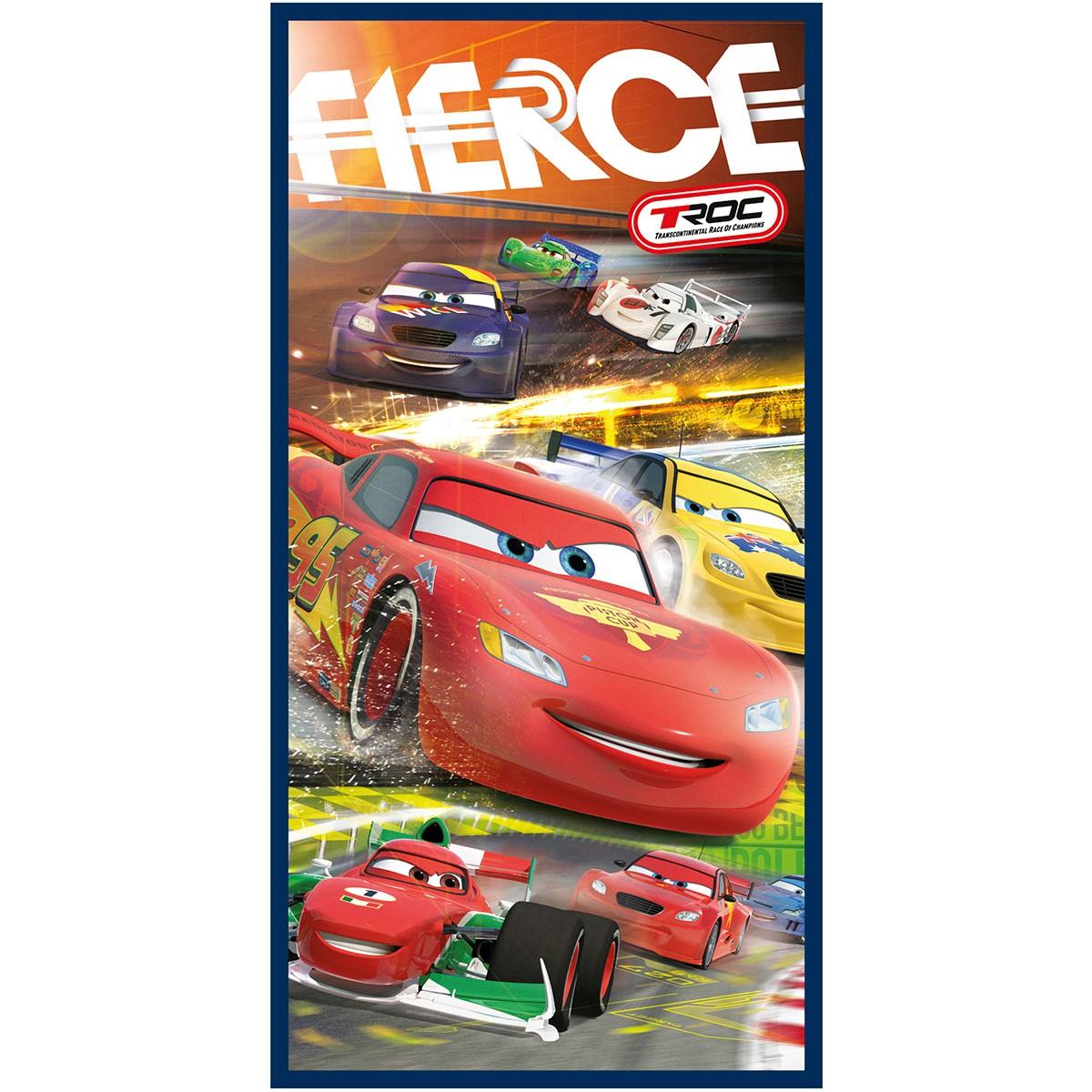 Παιδική Πετσέτα Θαλάσσης Dim Collection Cars 01-4