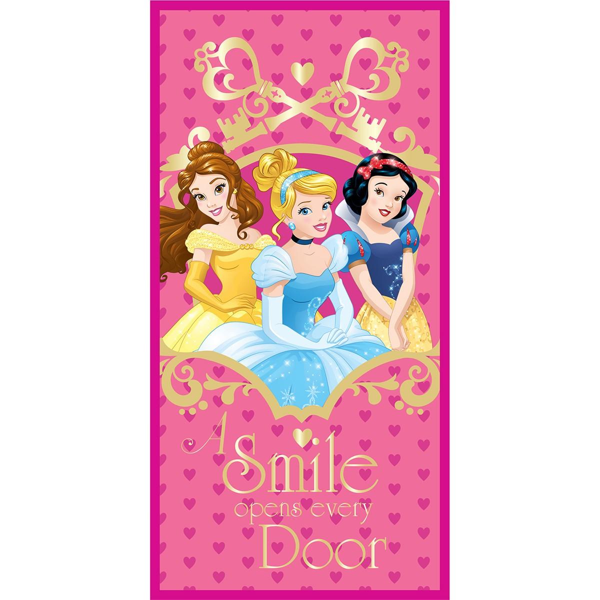 Παιδική Πετσέτα Θαλάσσης Dim Collection Princess 02-3