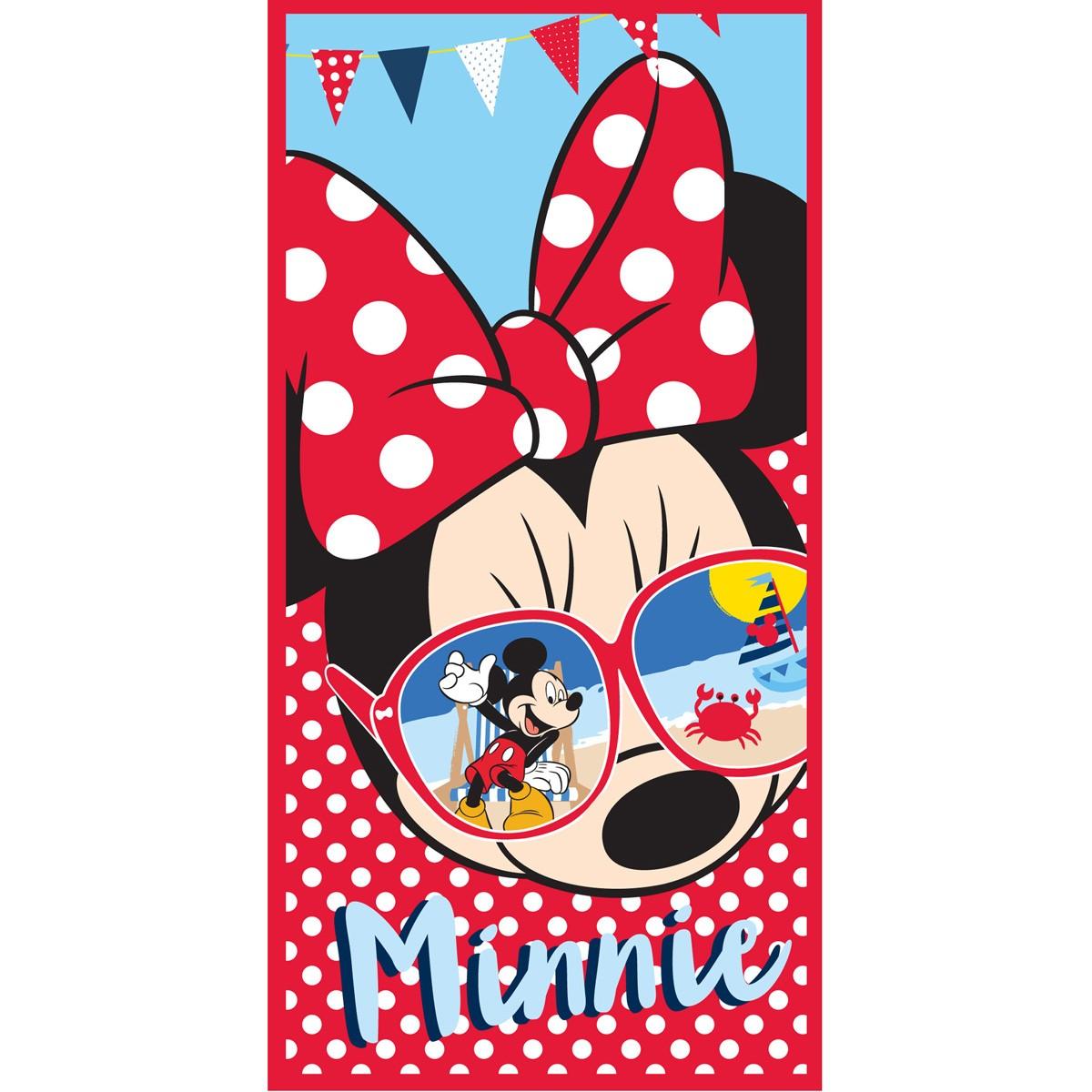 Παιδική Πετσέτα Θαλάσσης Dim Collection Minnie 03-2