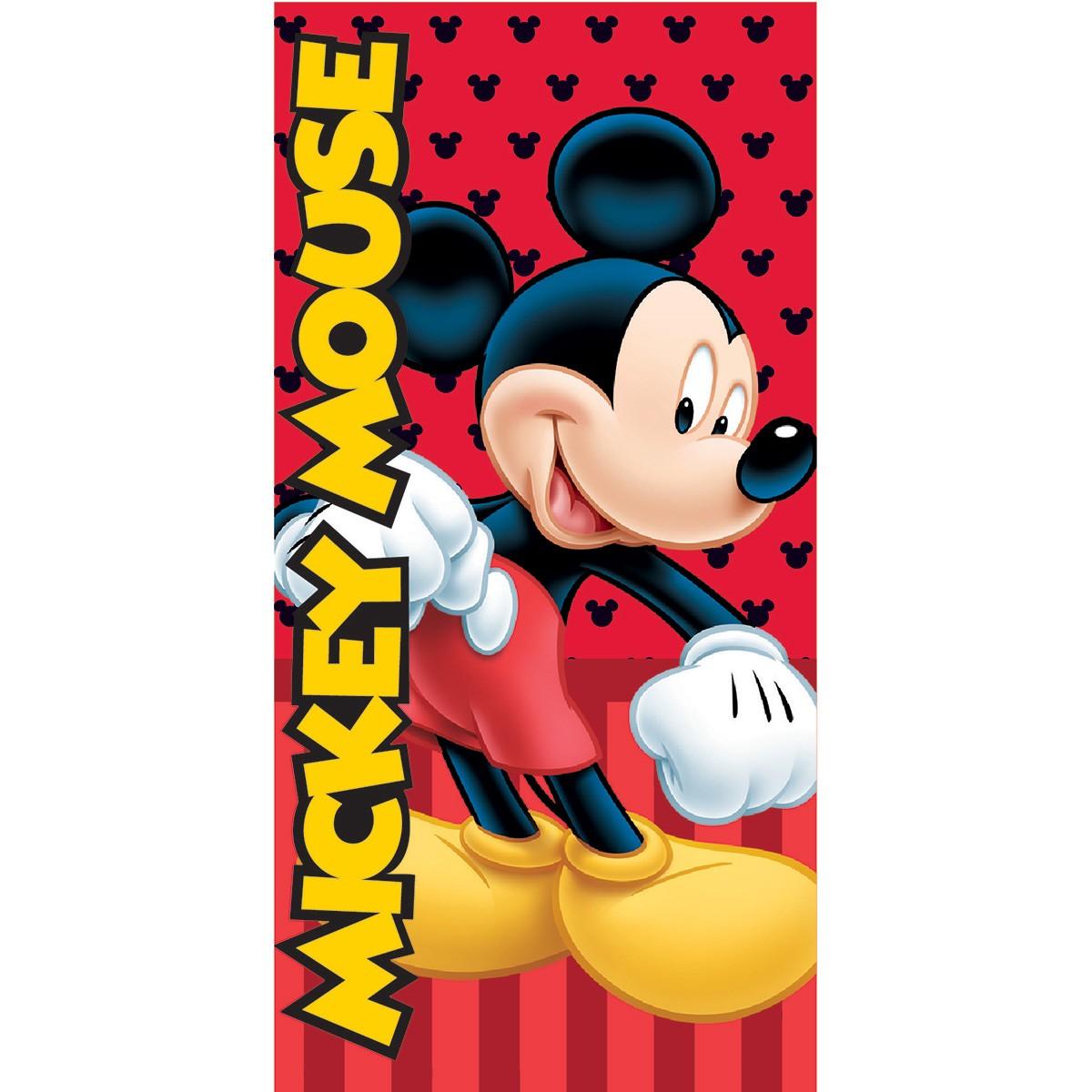 Παιδική Πετσέτα Θαλάσσης Dim Collection Mickey 01-3