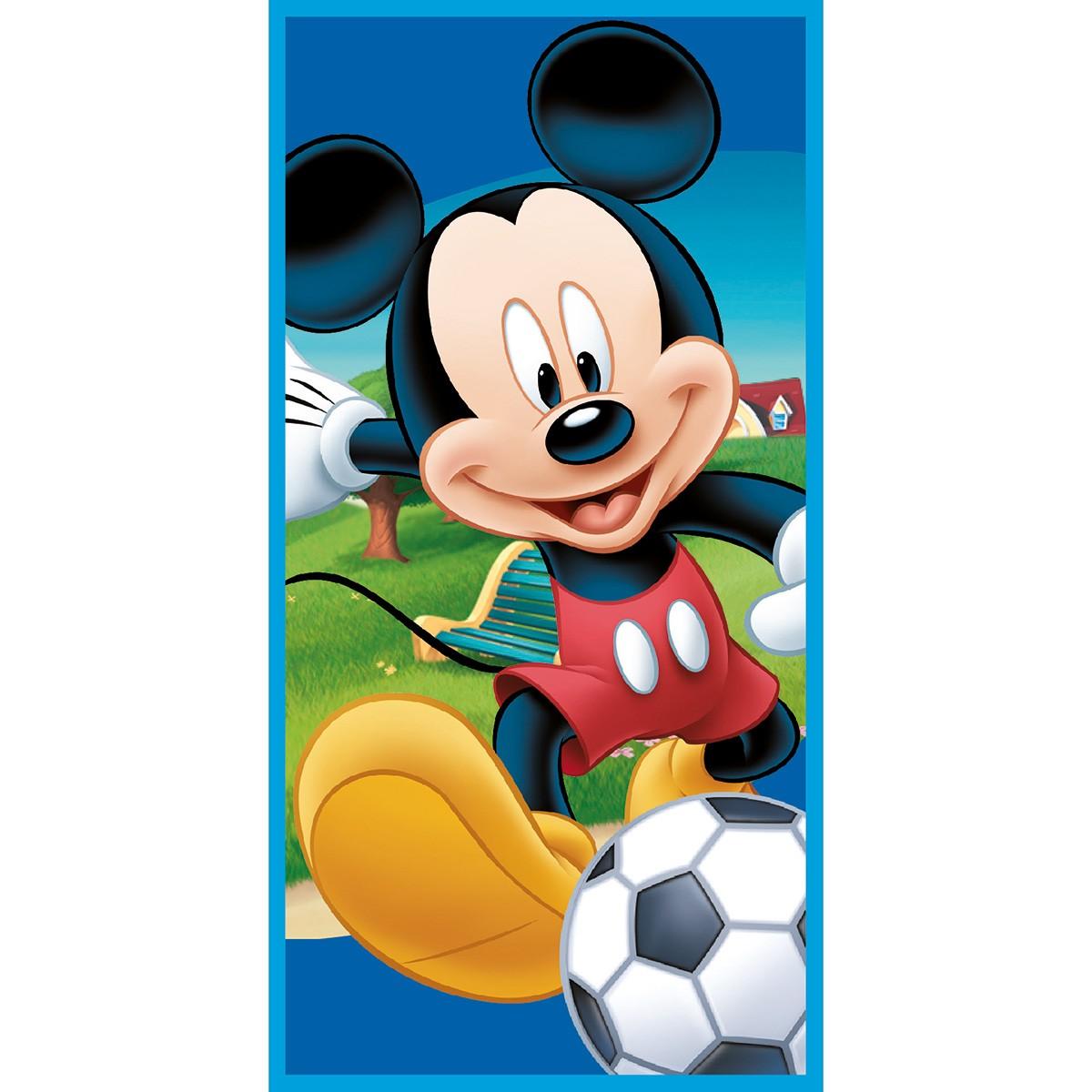 Παιδική Πετσέτα Θαλάσσης Dim Collection Mickey 01-4
