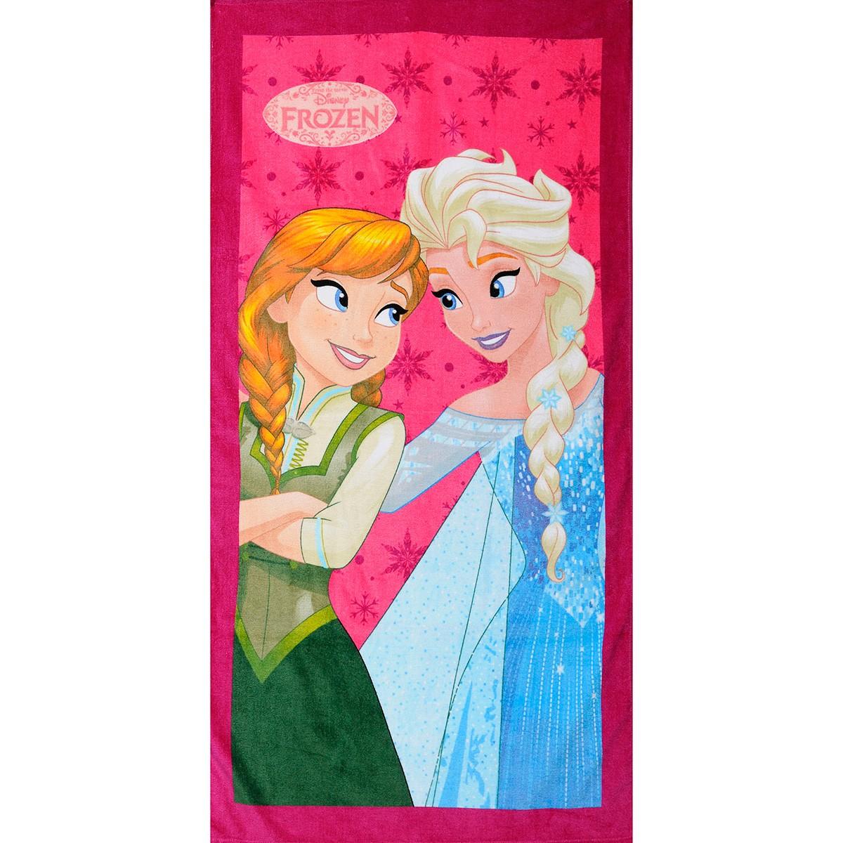 Παιδική Πετσέτα Θαλάσσης Dim Collection Frozen 01-2