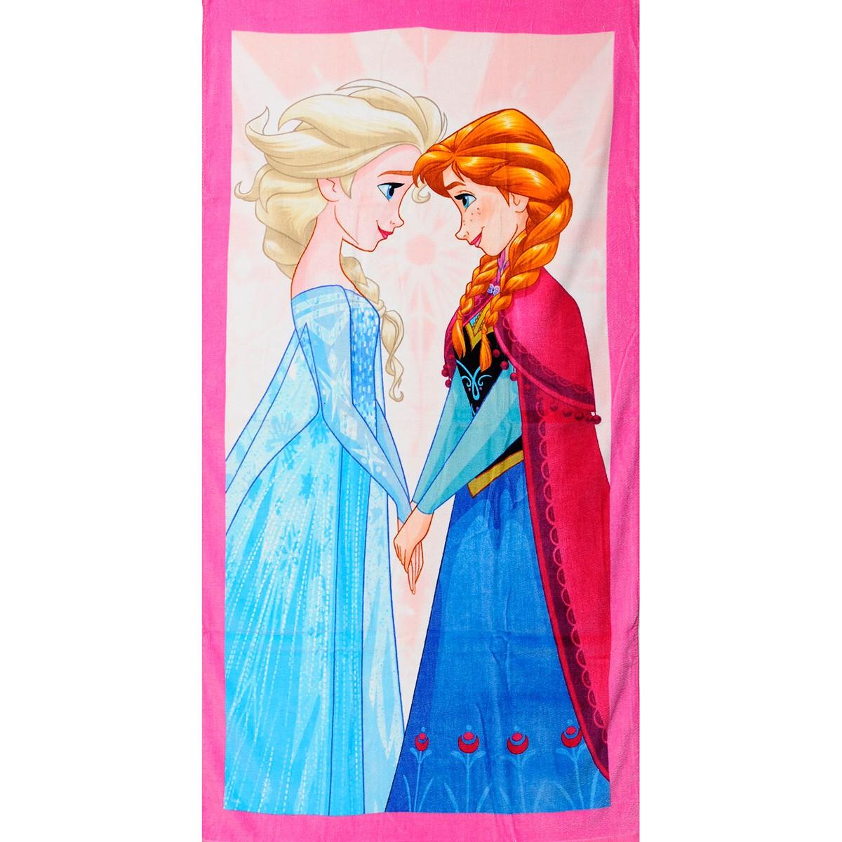 Παιδική Πετσέτα Θαλάσσης Dim Collection Frozen 01-4