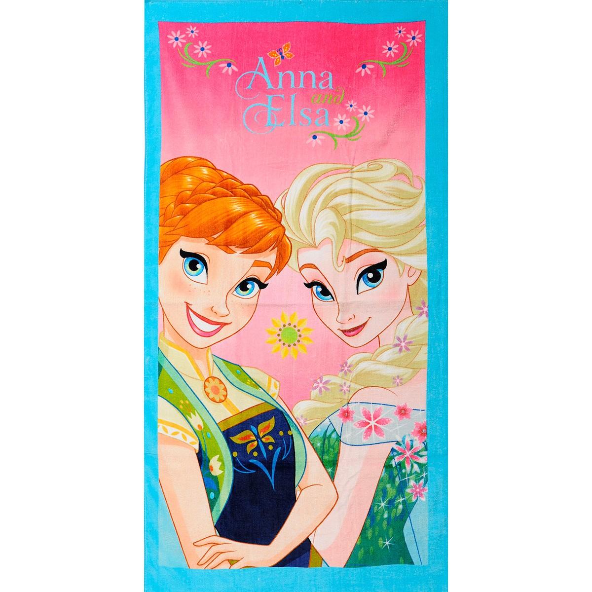Παιδική Πετσέτα Θαλάσσης Dim Collection Frozen 01-8 home   θαλάσσης   πετσέτες θαλάσσης παιδικές