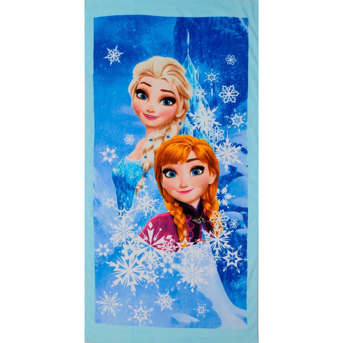 Παιδική Πετσέτα Θαλάσσης Dim Collection Frozen 02-1