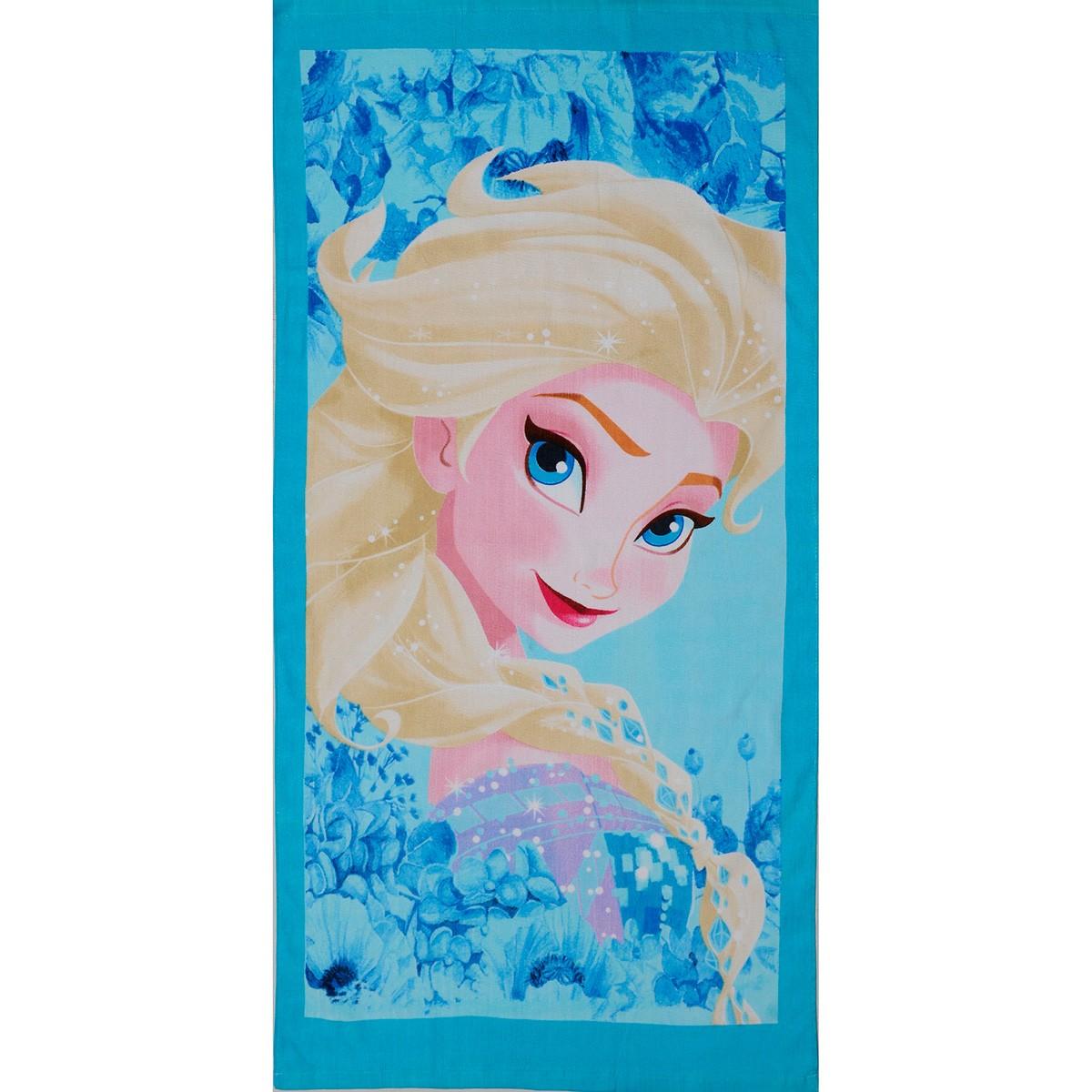 Παιδική Πετσέτα Θαλάσσης Dim Collection Frozen 02-4