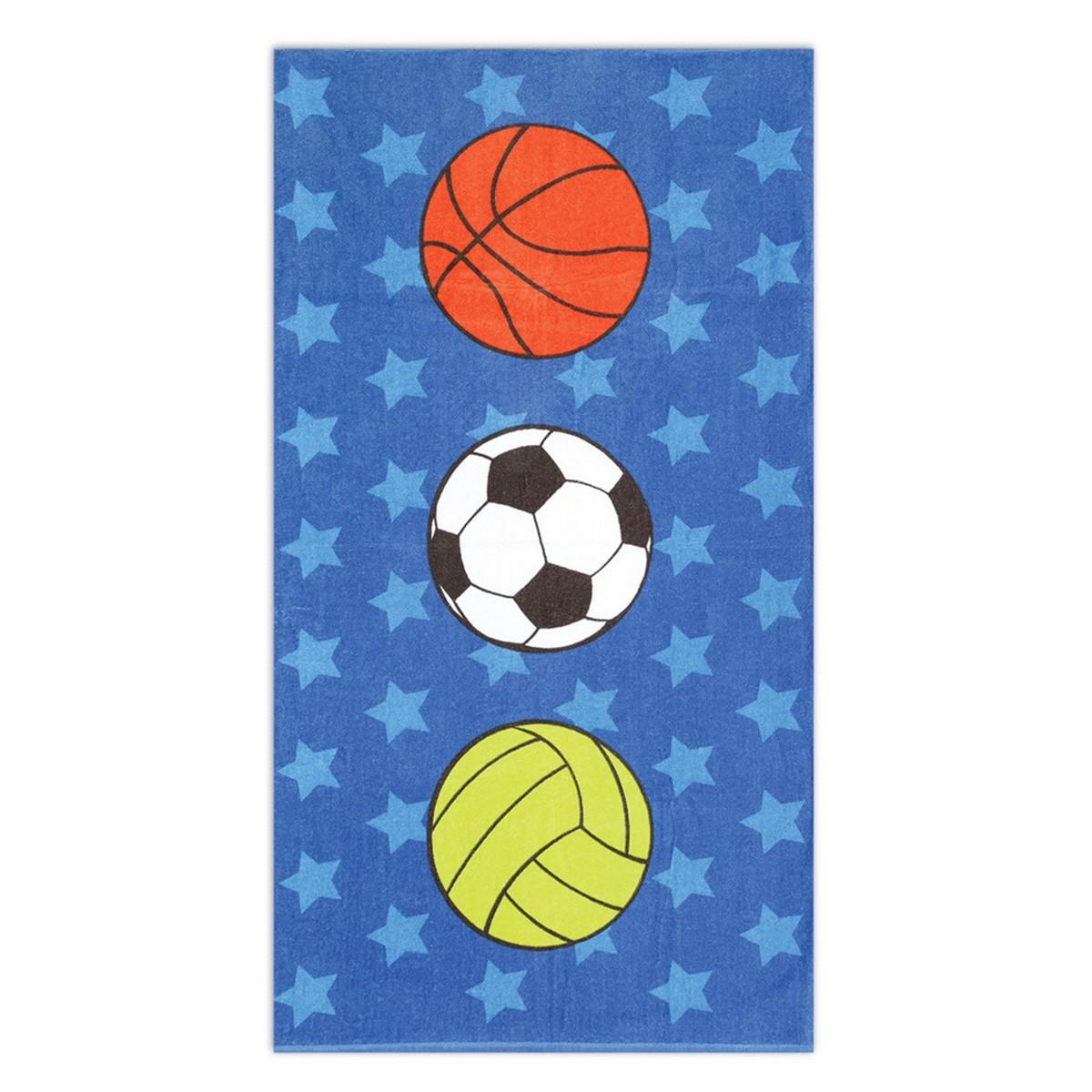 Παιδική Πετσέτα Θαλάσσης Nef-Nef Sports