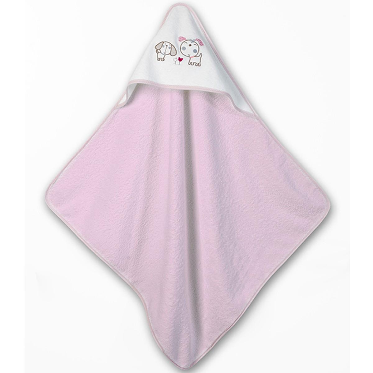 Βρεφική Κάπα (0-12 μηνών) Nima Mummy&Me Pink