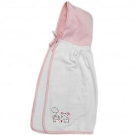 Βρεφική Κάπα (6-24 μηνών) Nima Mummy&Me Pink