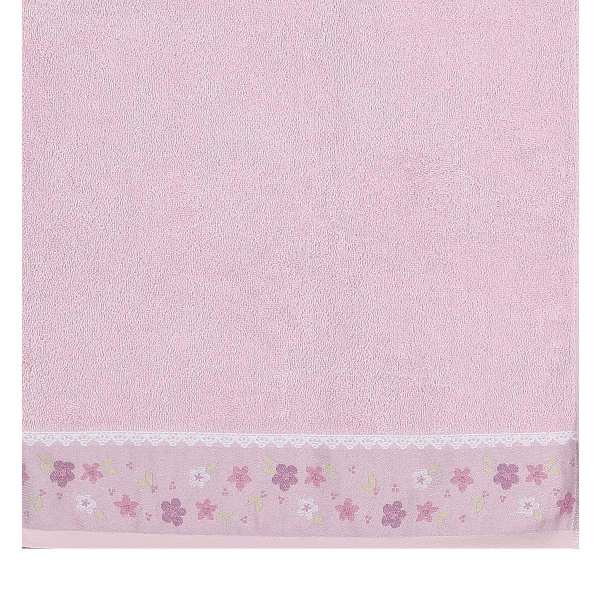 Πετσέτα Προσώπου (50x90) Nef-Nef Bath Miabella
