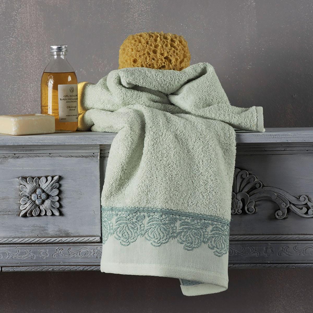 Πετσέτες Προσώπου (Σετ 2τμχ) Kentia Versus Marion