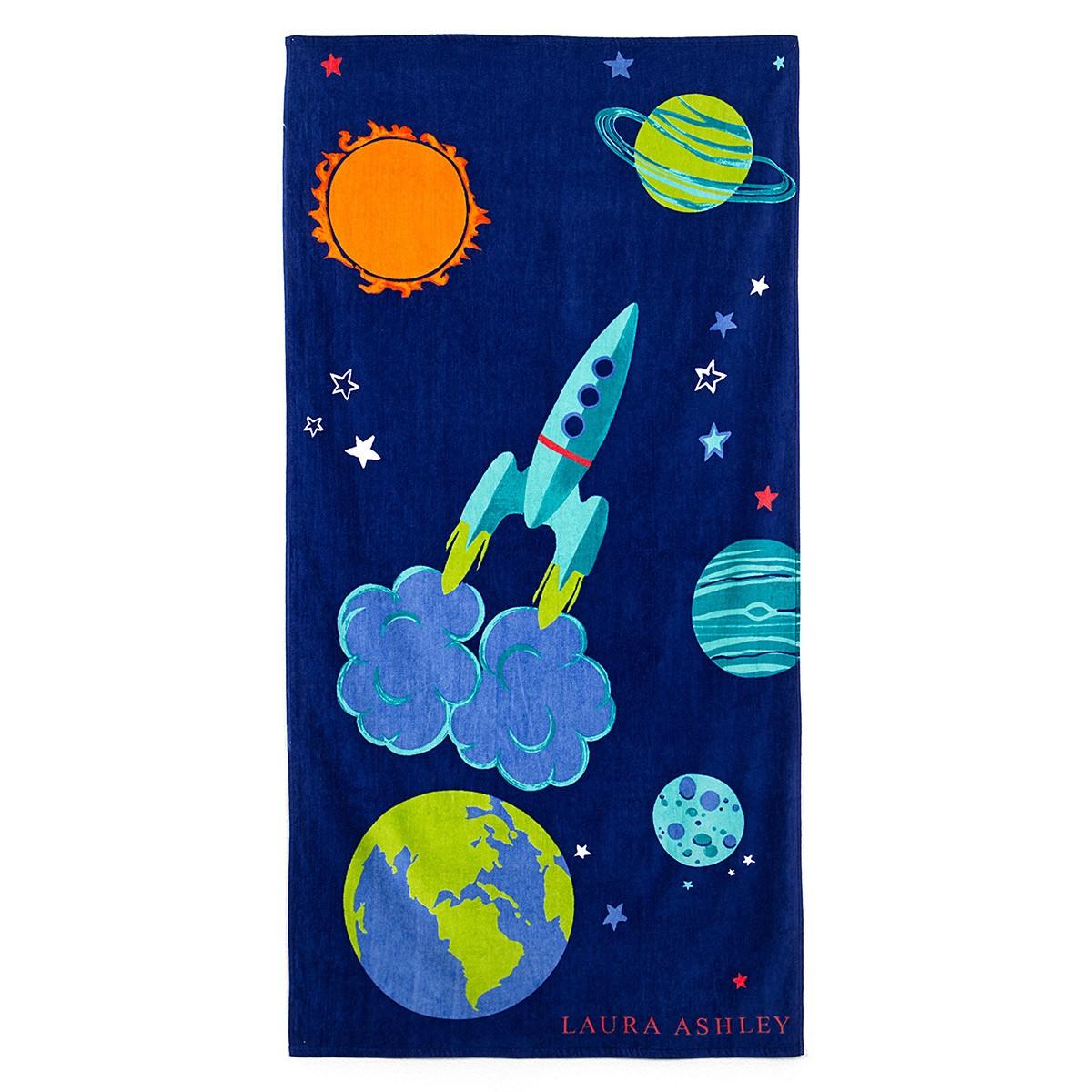 Παιδική Πετσέτα Θαλάσσης Laura Ashley Rocket home   θαλάσσης   πετσέτες θαλάσσης παιδικές
