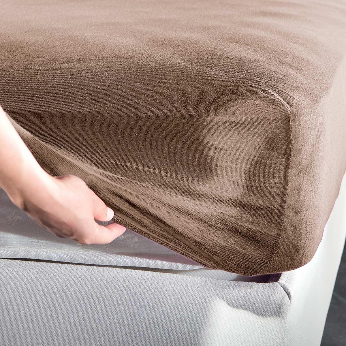 Σεντόνι Μακό Μονό Με Λάστιχο La Luna Jersey home   κρεβατοκάμαρα   σεντόνια   σεντόνια μεμονωμένα