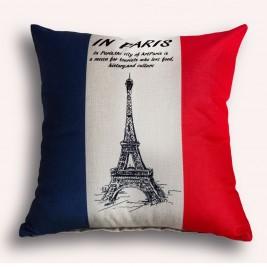 Διακοσμητική Μαξιλαροθήκη Paris 13257