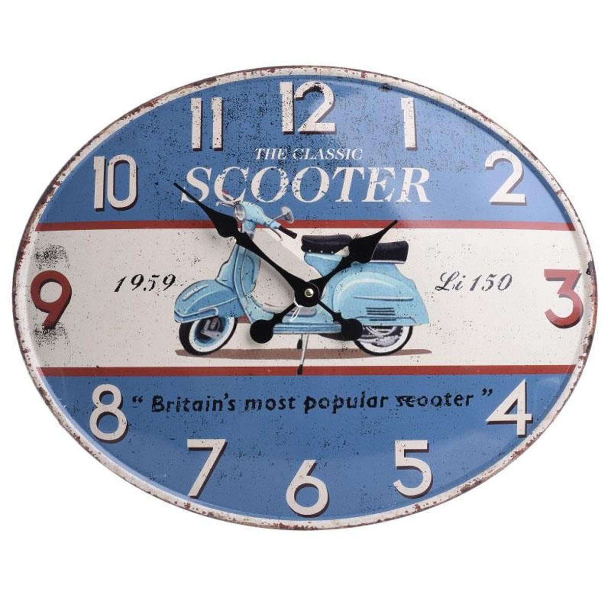 Ρολόι Τοίχου InArt 3-20-773-0273
