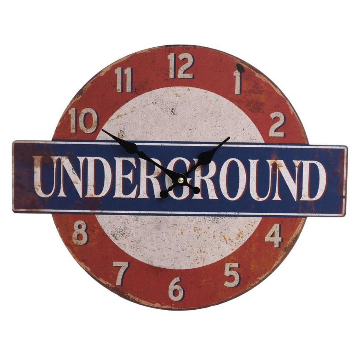 Ρολόι Τοίχου InArt 3-20-773-0274