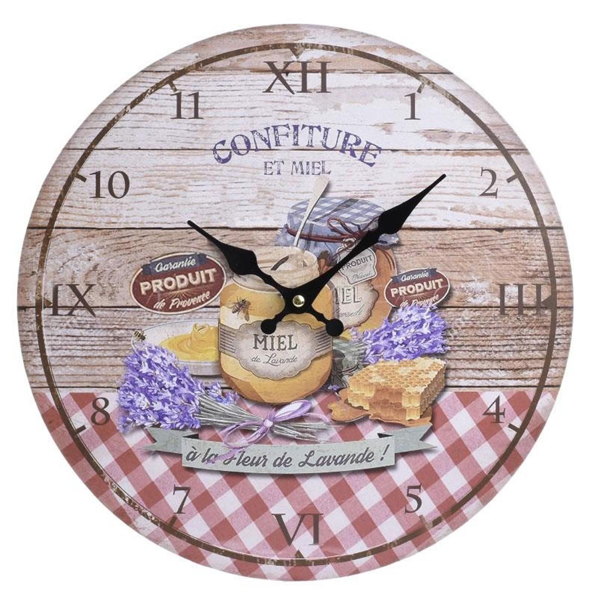 Ρολόι Τοίχου InArt 3-20-773-0278