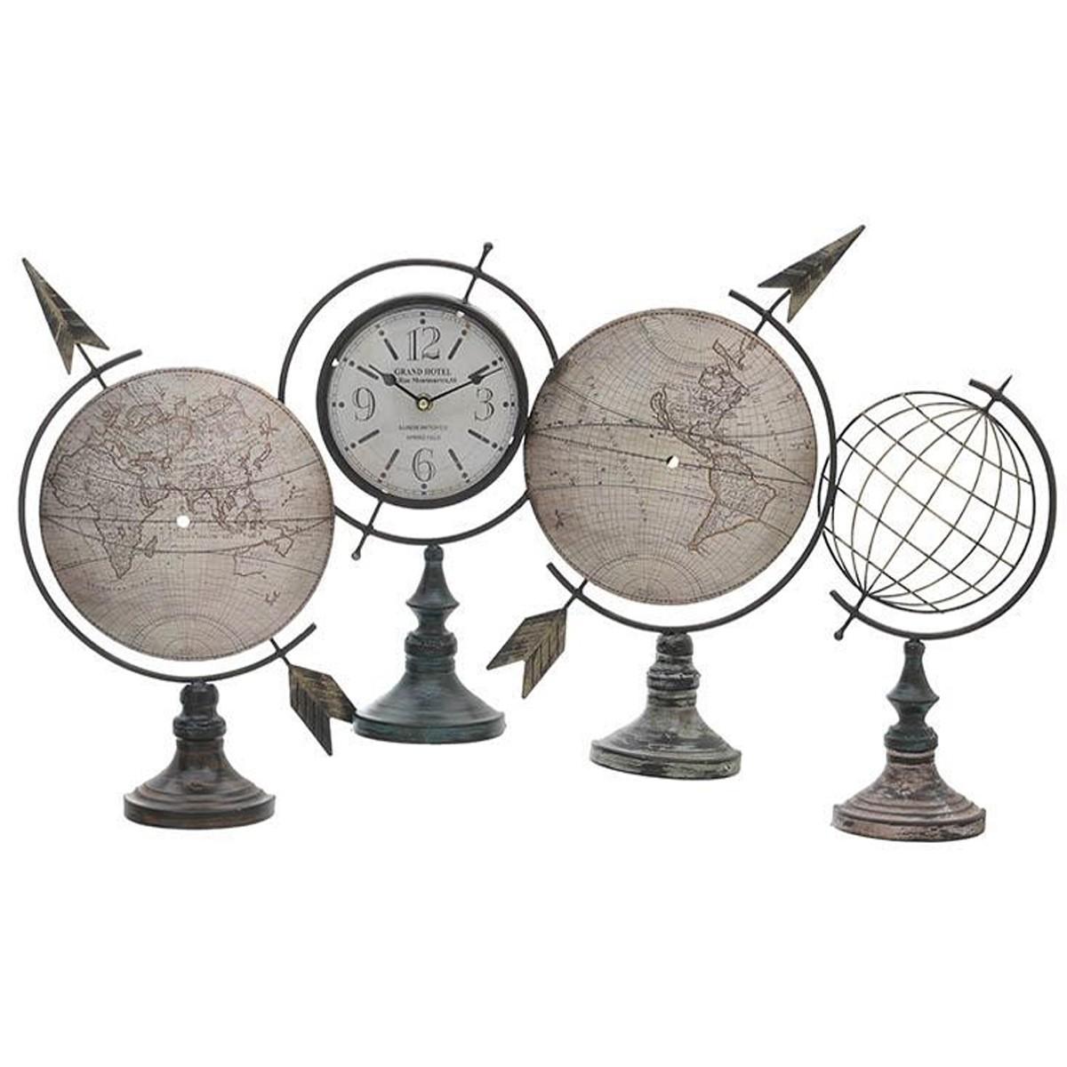 Ρολόι Τοίχου InArt 3-20-484-0387