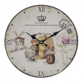 Ρολόι Τοίχου InArt 3-20-484-0393