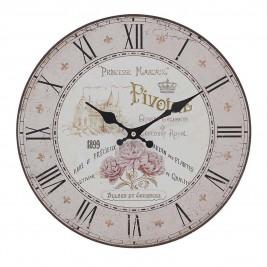 Ρολόι Τοίχου InArt 3-20-484-0394