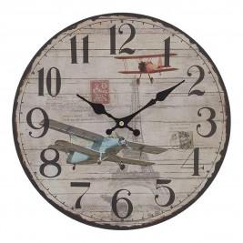 Ρολόι Τοίχου InArt 3-20-484-0395