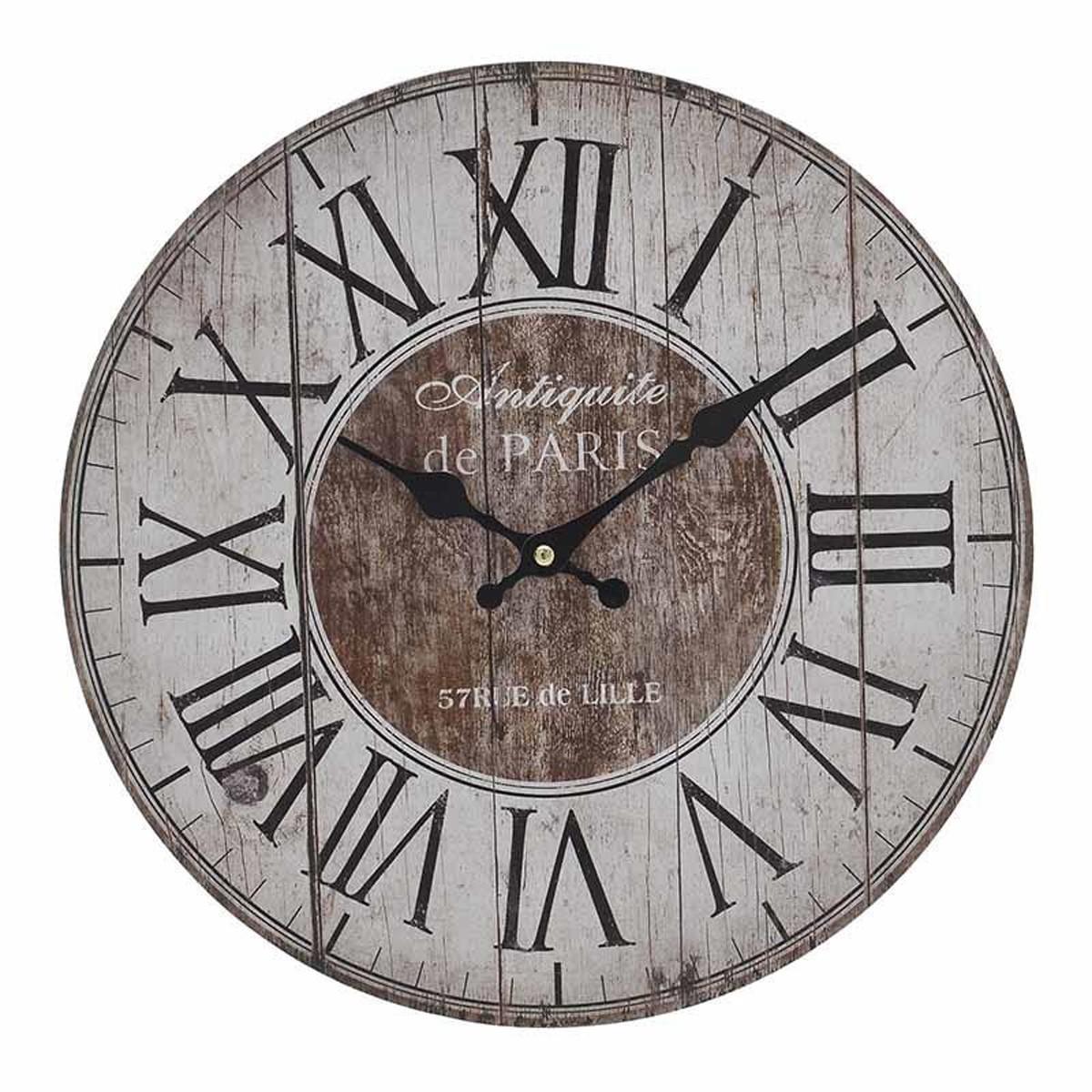 Ρολόι Τοίχου InArt 3-20-484-0399