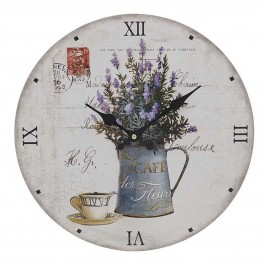 Ρολόι Τοίχου InArt 3-20-484-0401
