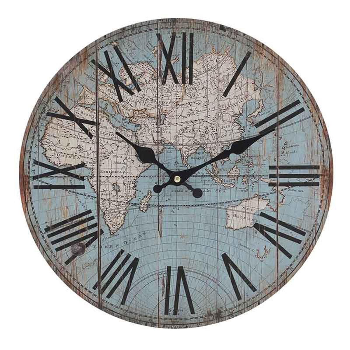Ρολόι Τοίχου InArt 3-20-484-0402