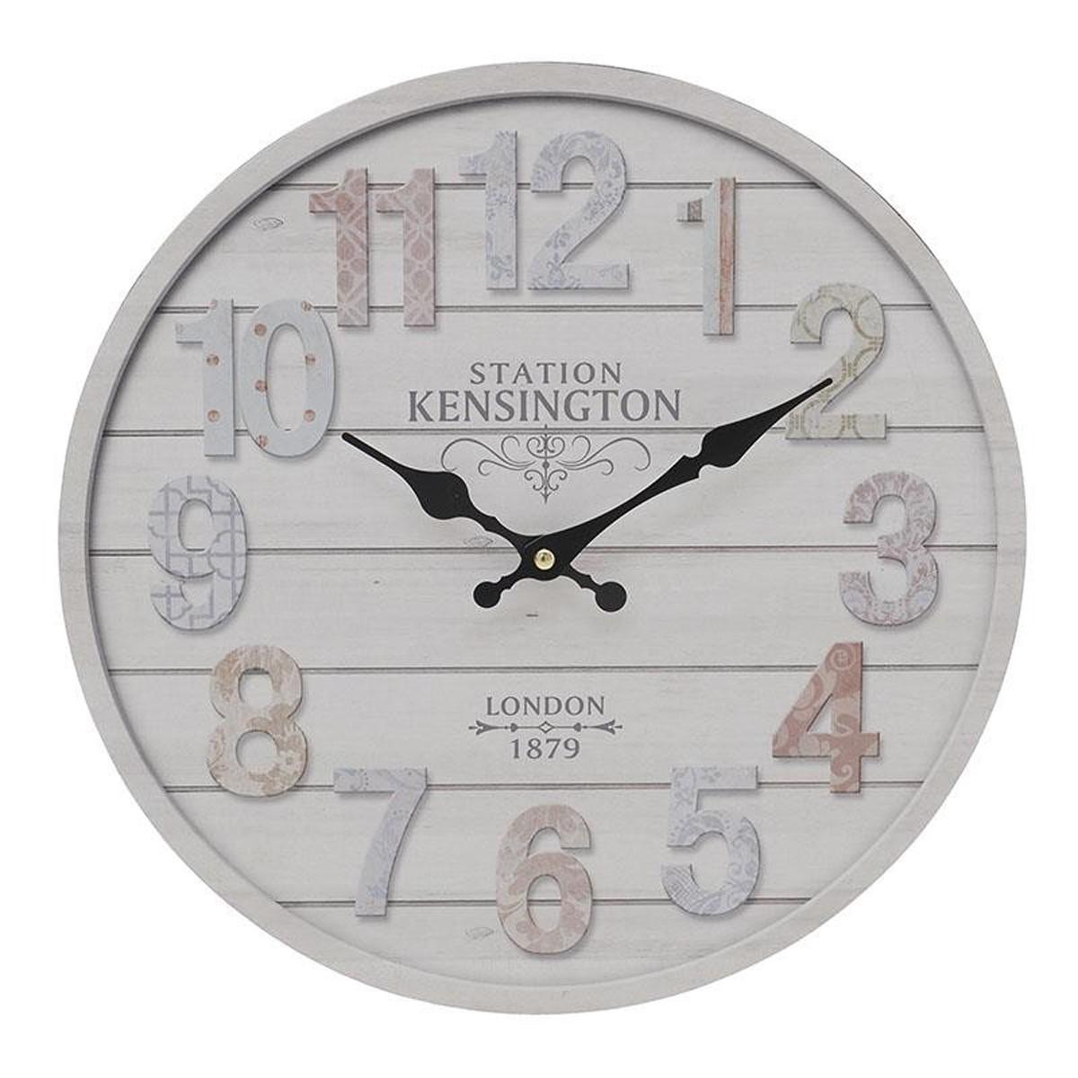 Ρολόι Τοίχου InArt 3-20-484-0403