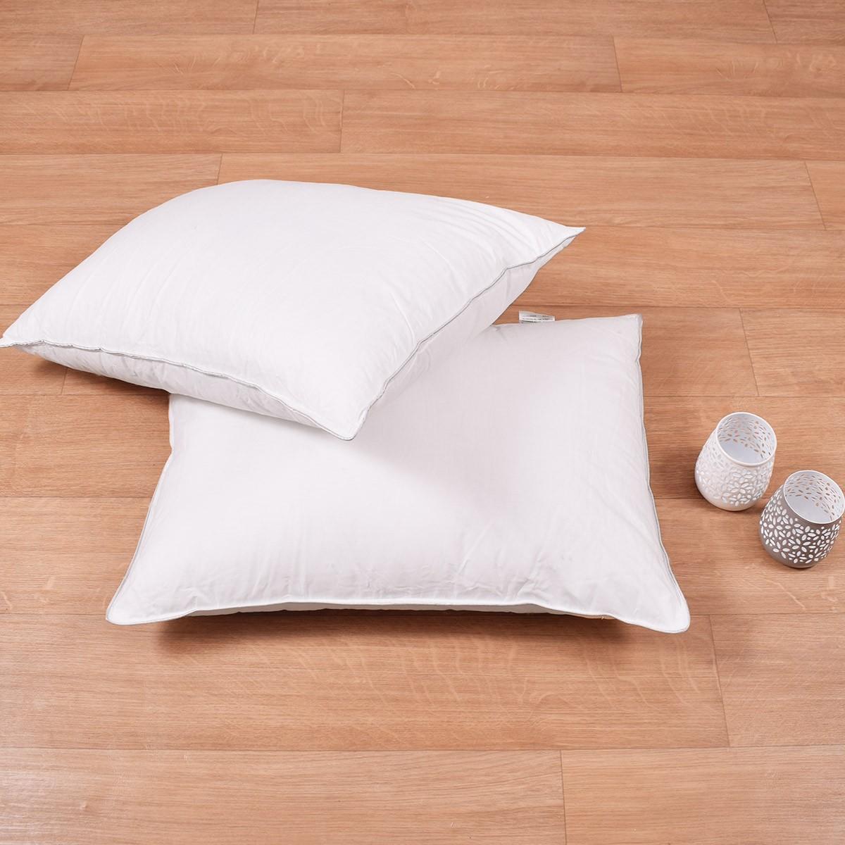 Μαξιλάρι Ύπνου (50x70) Μέτριο 100% Βαμβάκι 1000gr/m2