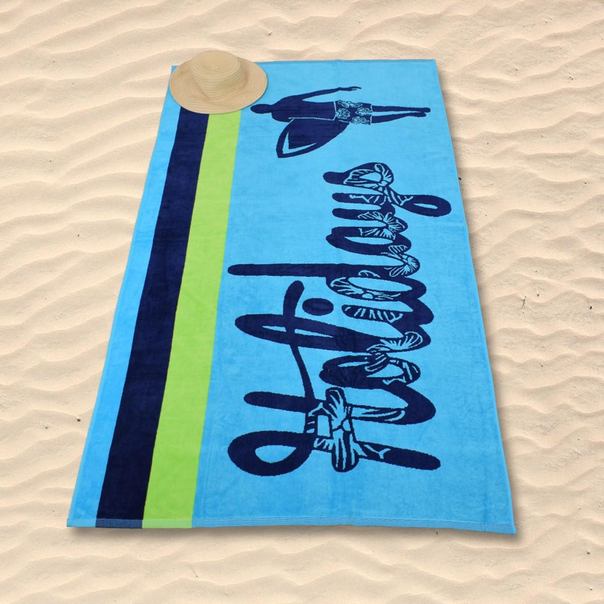 Πετσέτα Θαλάσσης Rythmos Holiday