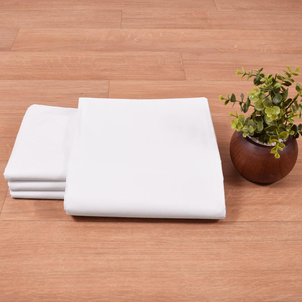 Σεντόνι (190x300) 50%Βαμβάκι 50%Polyester T170 home   επαγγελματικός εξοπλισμός   ξενοδοχειακός εξοπλισμός   σεντόνια ξενοδοχεί