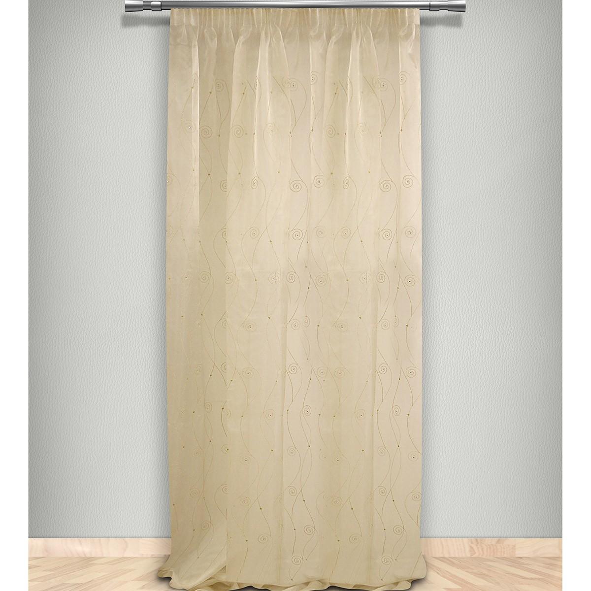 Κουρτίνα (145×300) Maison Blanche 7024623404