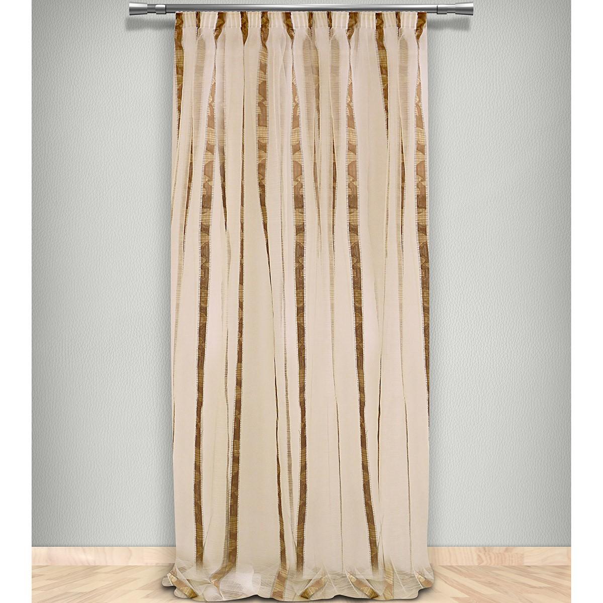 Κουρτίνα (145×300) Με Τρέσα Maison Blanche 70264183003