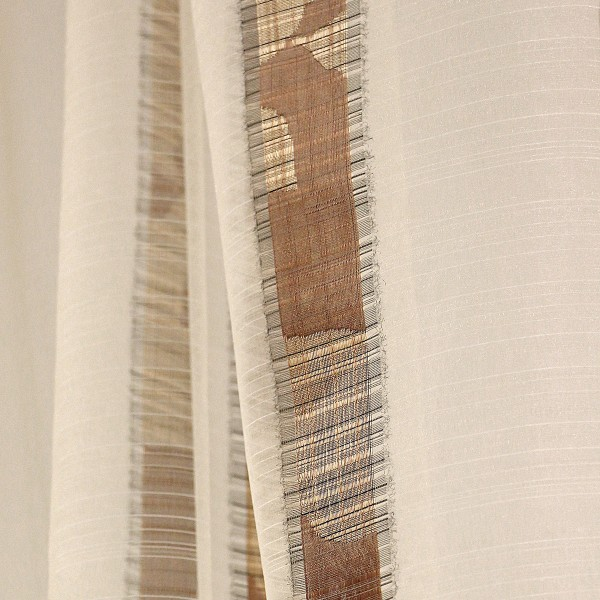 Κουρτίνα (145x300) Με Τρέσα Maison Blanche 70264183003
