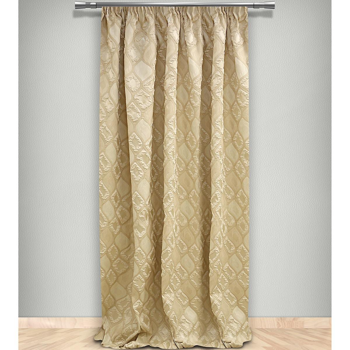 Κουρτίνα (145×290) Με Τρέσα Maison Blanche 70291827107