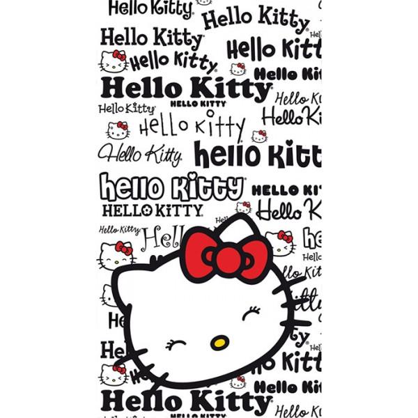 Παιδική Πετσέτα Θαλάσσης Hello Kitty HK32