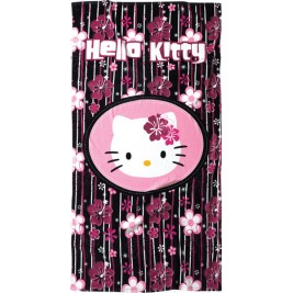 Παιδική Πετσέτα Θαλάσσης Hello Kitty HK34