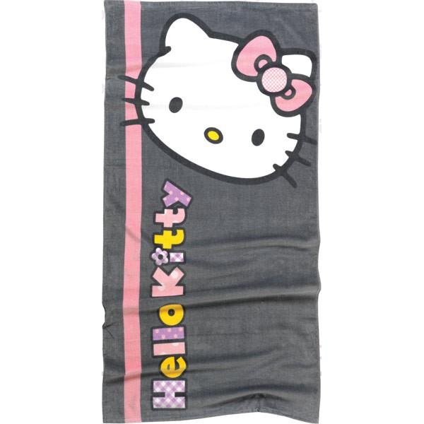 Παιδική Πετσέτα Θαλάσσης Hello Kitty HK35